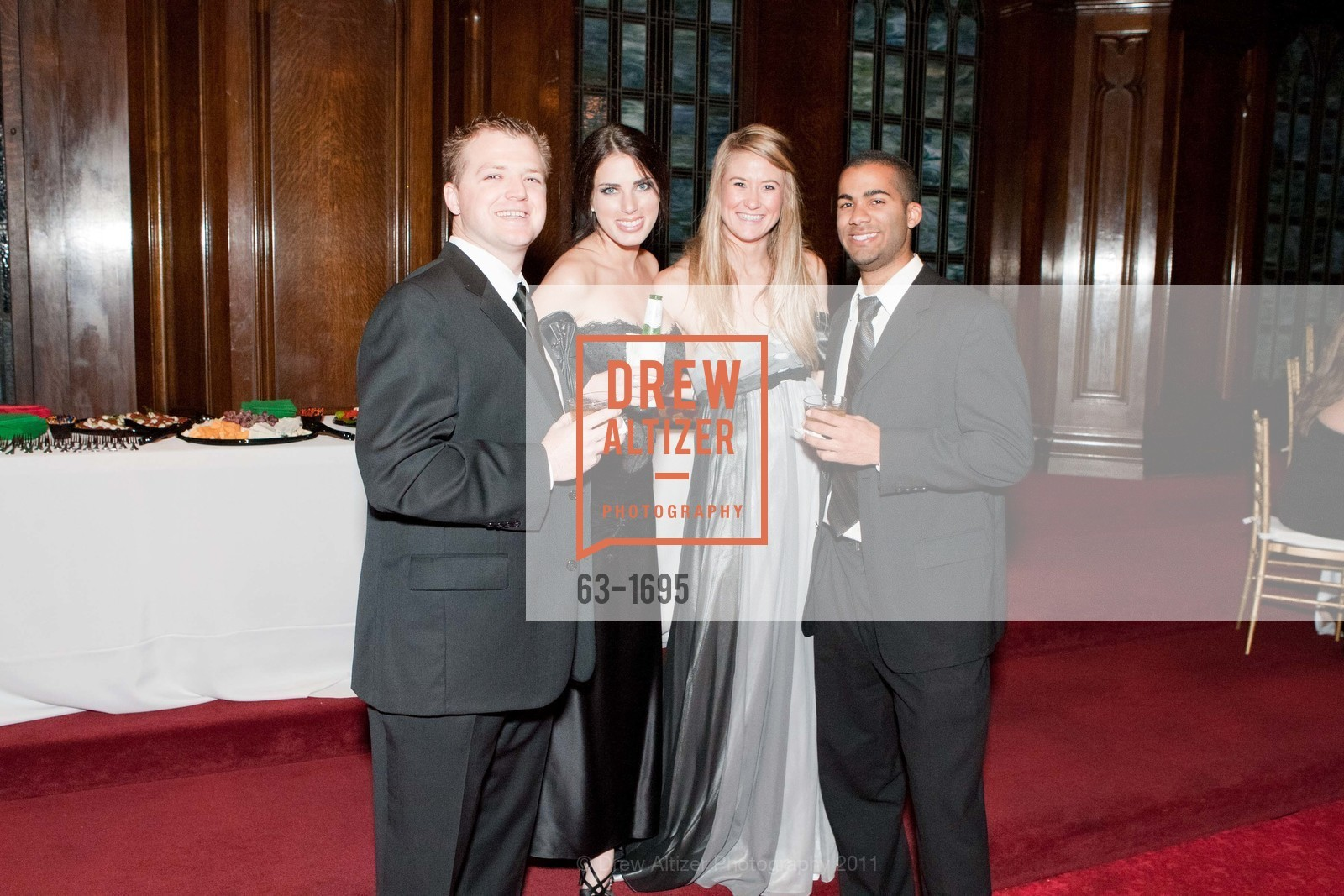 Ryan Sitov, Rachel Klarfeld, Katie Cartwright, Alex Jones, Photo #63-1695