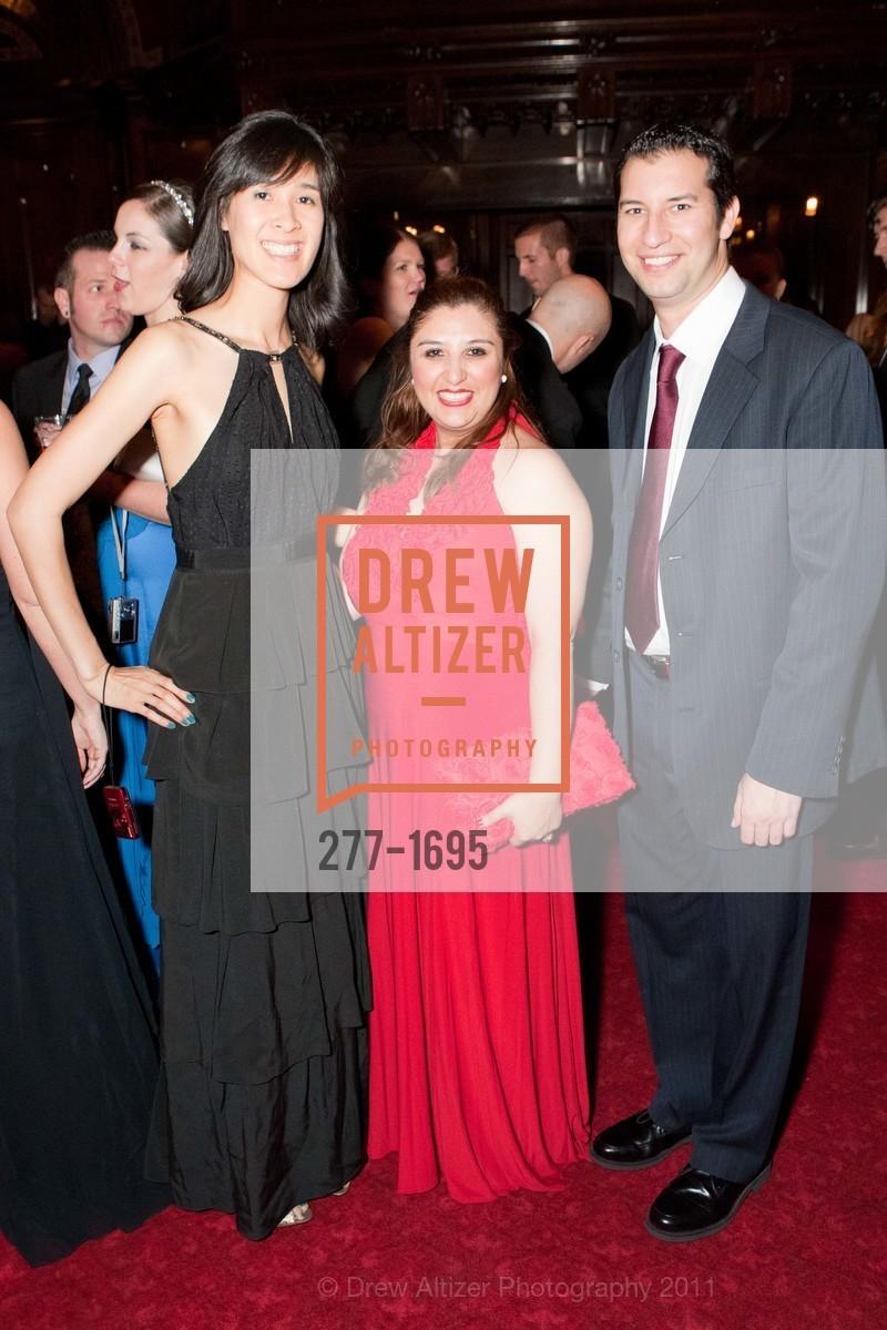 Tinna Ho, Sheyla Aucar, Scott Harelik, Photo #277-1695