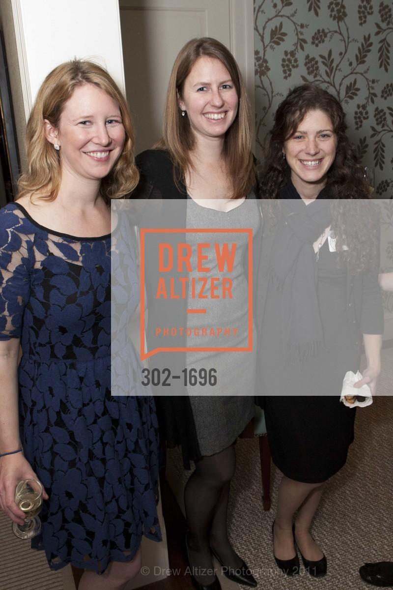 Lisa Jakobovits, Laura Page, Meredith Storton, Beth Montroy, Photo #302-1696