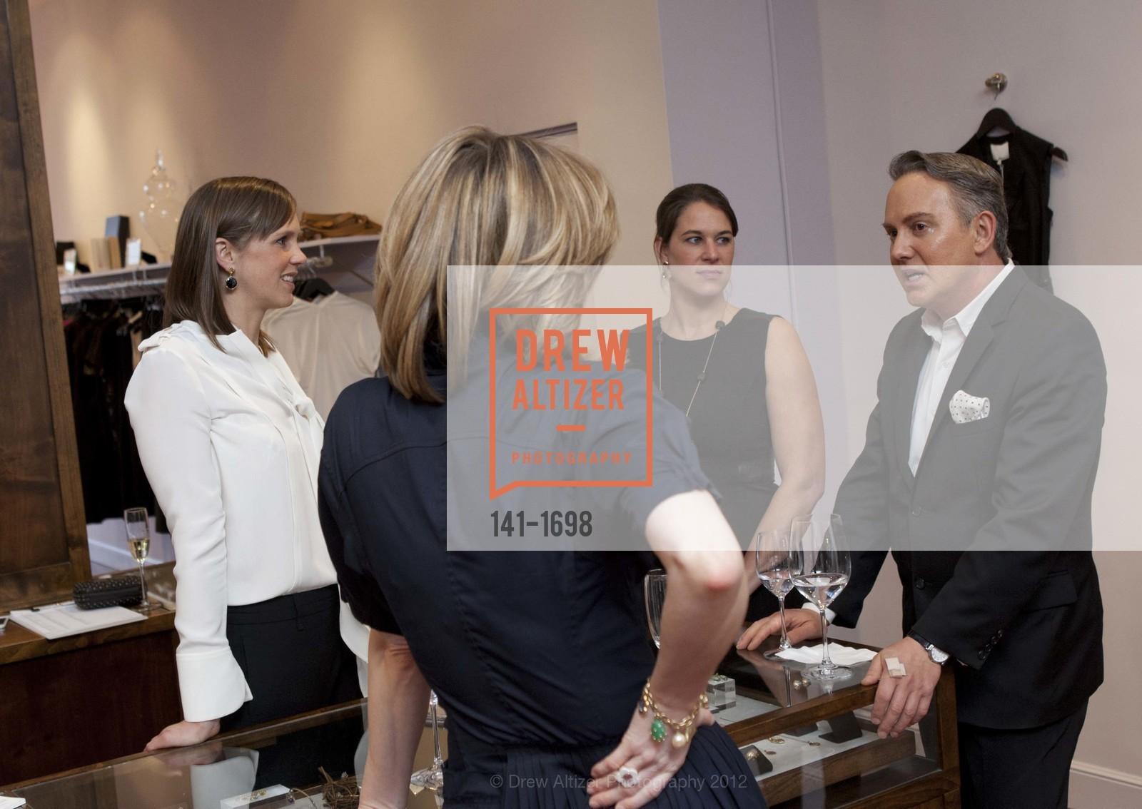 Kate Harbin, Jessica Moment, Daria de Koning, Joel Goodrich, Photo #141-1698