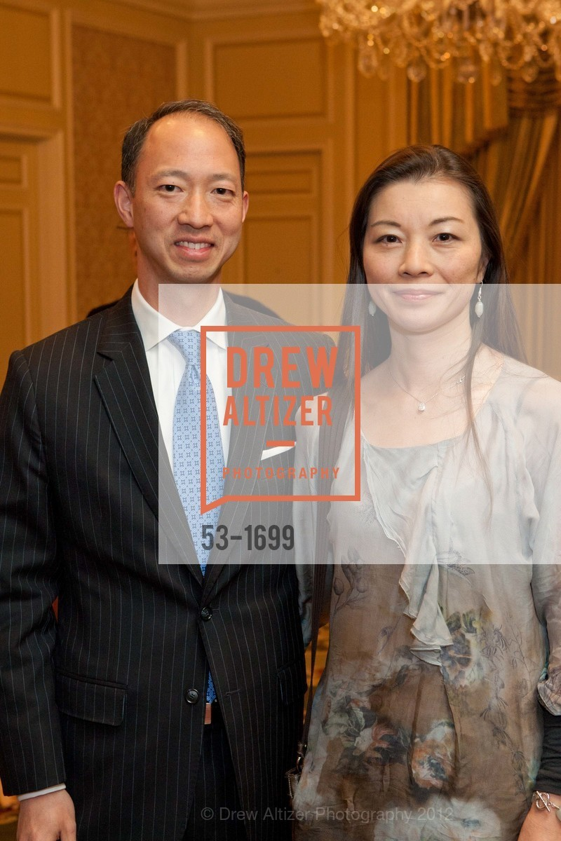 Roger Kuo, Fumiko Hoeft, Photo #53-1699