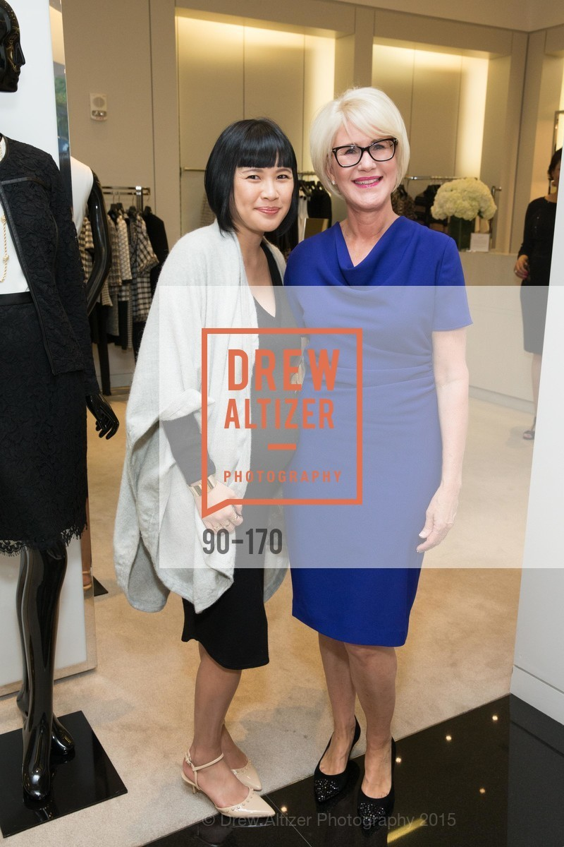 Tina Phan, Britta Higgins, ELLE & ST. JOHN In Converstation with Exceptional Women, St. John Boutique. 767A Market Street, Suite B, June 16th, 2015,Drew Altizer, Drew Altizer Photography, full-service agency, private events, San Francisco photographer, photographer california