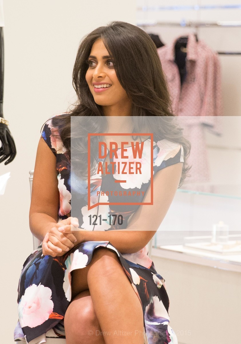 Ruzwana Bashir, ELLE & ST. JOHN In Converstation with Exceptional Women, St. John Boutique. 767A Market Street, Suite B, June 16th, 2015,Drew Altizer, Drew Altizer Photography, full-service agency, private events, San Francisco photographer, photographer california