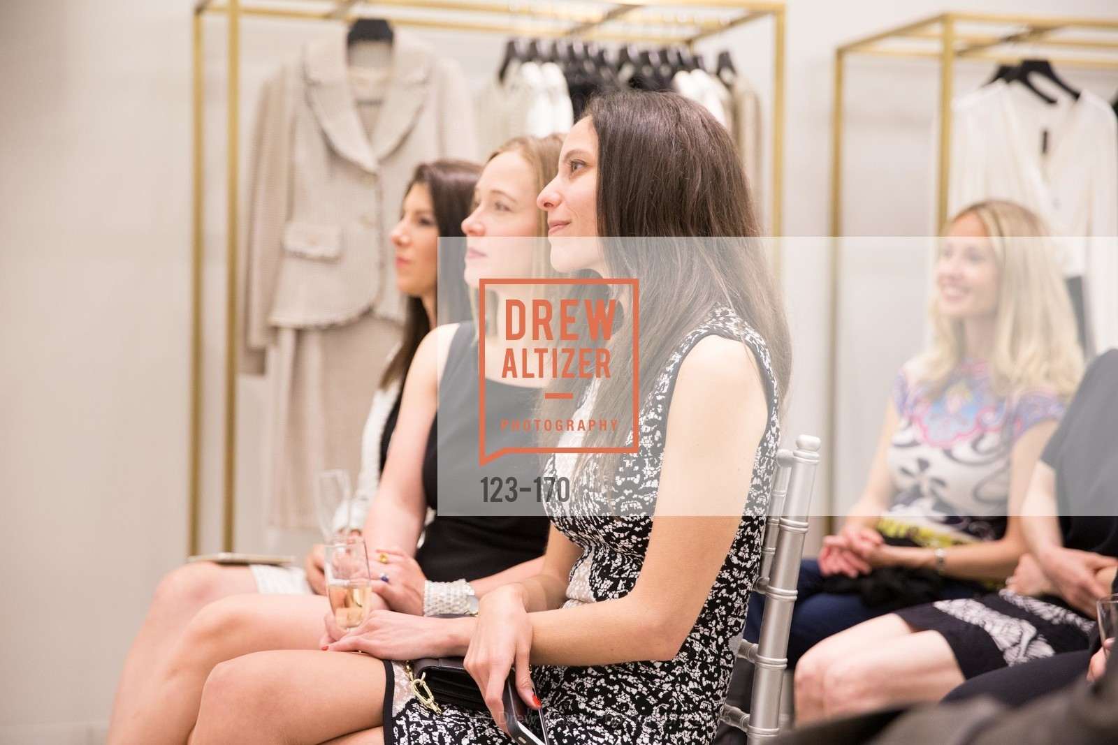 Atmosphere, ELLE & ST. JOHN In Converstation with Exceptional Women, St. John Boutique. 767A Market Street, Suite B, June 16th, 2015,Drew Altizer, Drew Altizer Photography, full-service agency, private events, San Francisco photographer, photographer california
