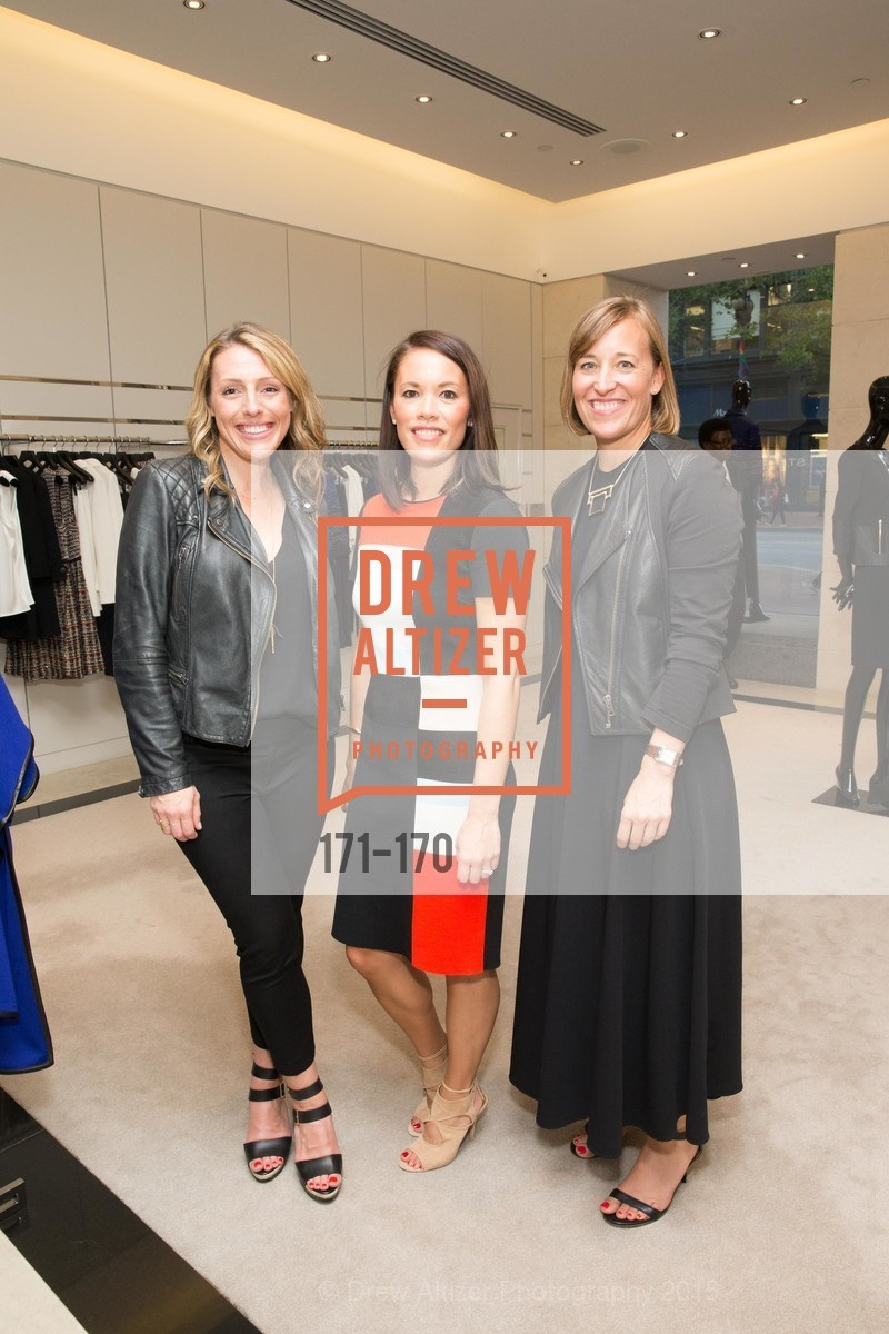 Jackie Storey, Jenelle Seltzer, Liz Hodges, ELLE & ST. JOHN In Converstation with Exceptional Women, St. John Boutique. 767A Market Street, Suite B, June 16th, 2015,Drew Altizer, Drew Altizer Photography, full-service agency, private events, San Francisco photographer, photographer california
