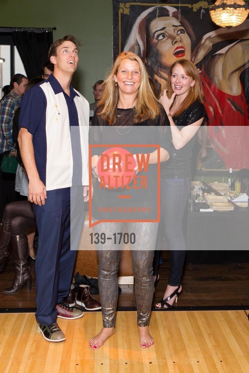 Alec Perkins, Jocelyn Sandler, Sara Zilkha, Photo #139-1700