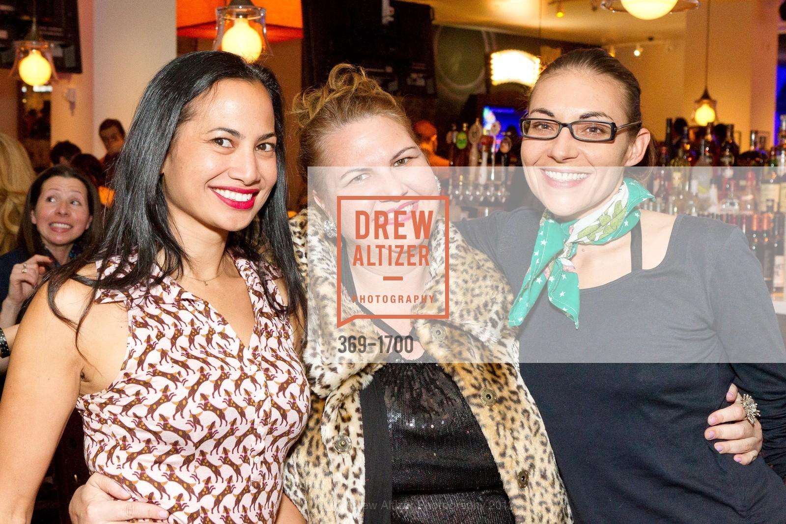 Lily Achatz, Natalie Jarman, Allene Hebert, Photo #369-1700