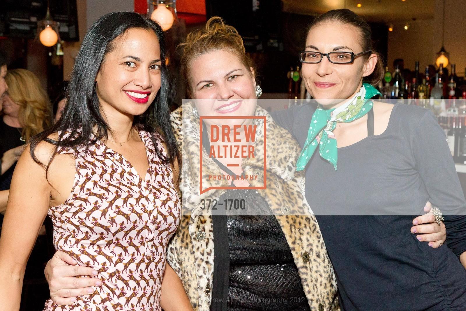 Lily Achatz, Natalie Jarman, Allene Hebert, Photo #372-1700