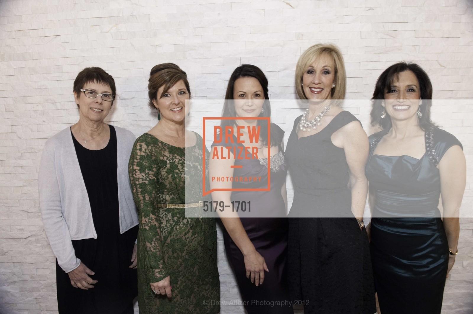 Nancy Strandberg, Beth Joyce, Diana Wahlquist, Carol Alteman, Luz Borromeo, Photo #5179-1701