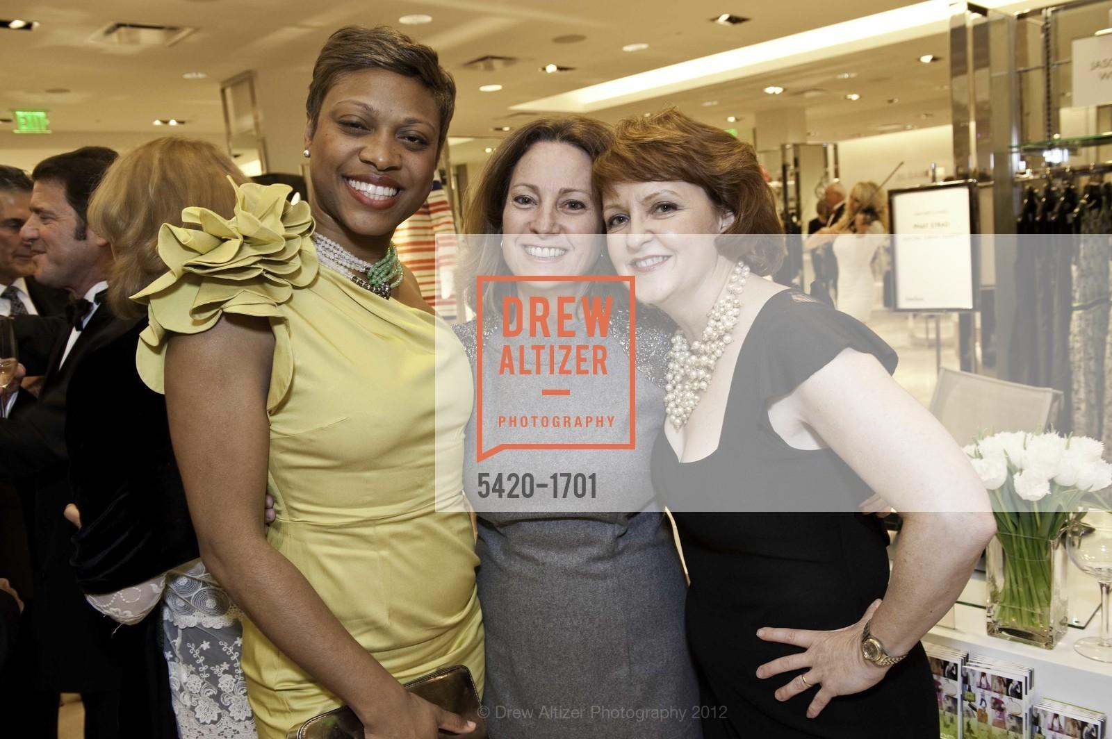 Nicole Franklin, Kristin Pace, Kirsten Weisser, Photo #5420-1701