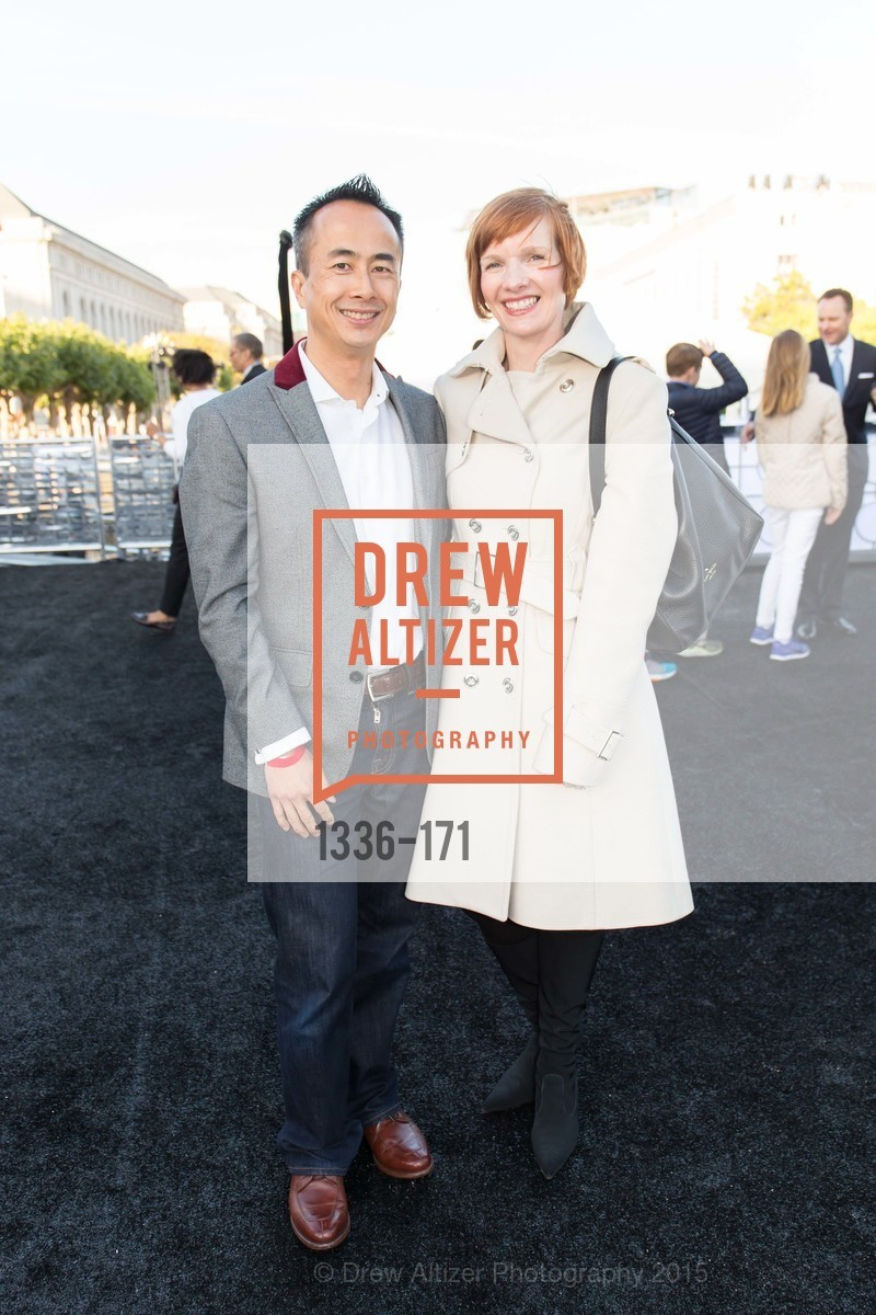 Nam Doan-Huy, Wendy Peters, San Francisco City Hall Centennial Celebration, Civic Center Plaza, June 18th, 2015