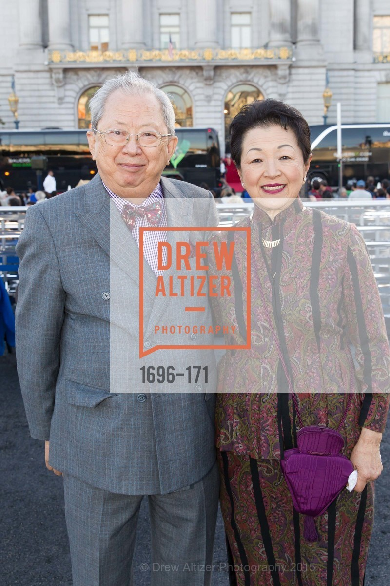 Tom Hsieh, Jeannette Hseih, San Francisco City Hall Centennial Celebration, Civic Center Plaza, June 18th, 2015,Drew Altizer, Drew Altizer Photography, full-service agency, private events, San Francisco photographer, photographer california
