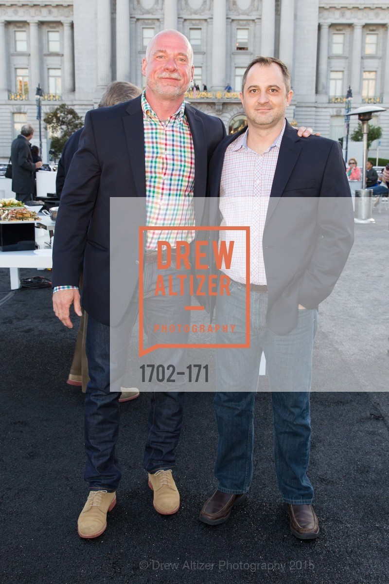 Dennis Richards, Jose Peruzzo, San Francisco City Hall Centennial Celebration, Civic Center Plaza, June 18th, 2015,Drew Altizer, Drew Altizer Photography, full-service agency, private events, San Francisco photographer, photographer california