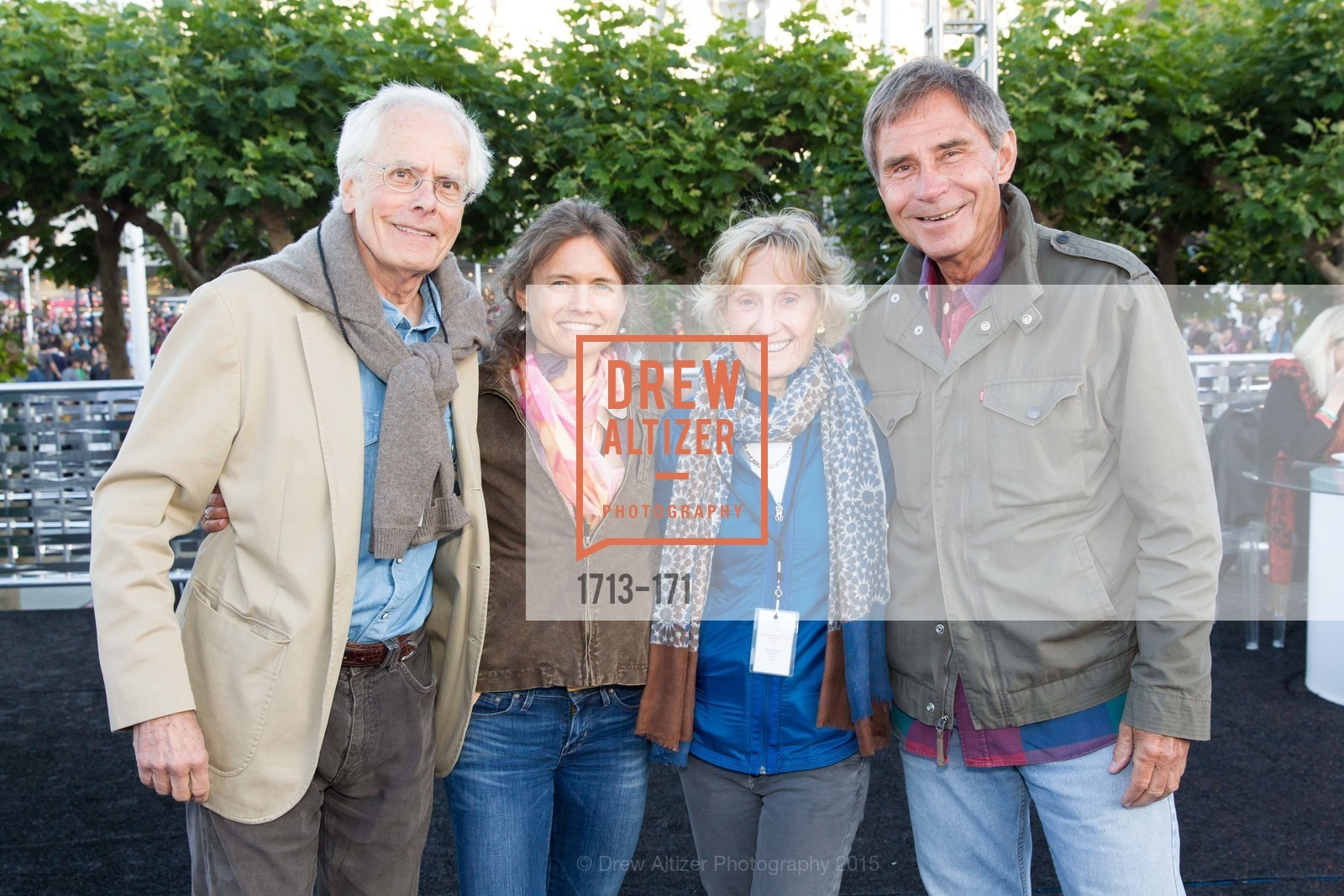Joachim Bechtle, Nancy Bechtle, Heidi Claire, Ron Thomason, San Francisco City Hall Centennial Celebration, Civic Center Plaza, June 18th, 2015,Drew Altizer, Drew Altizer Photography, full-service agency, private events, San Francisco photographer, photographer california