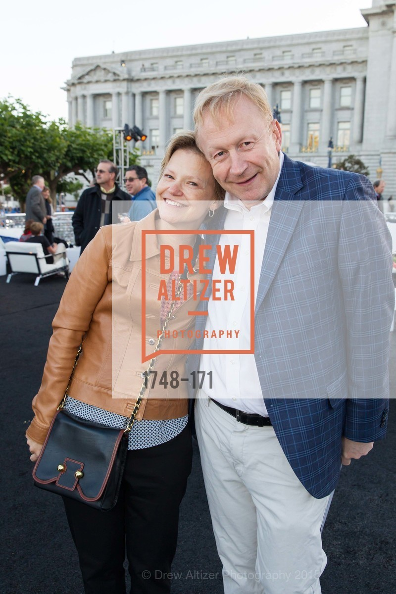 Diane Shannon, Carl Shannon, San Francisco City Hall Centennial Celebration, Civic Center Plaza, June 18th, 2015,Drew Altizer, Drew Altizer Photography, full-service agency, private events, San Francisco photographer, photographer california