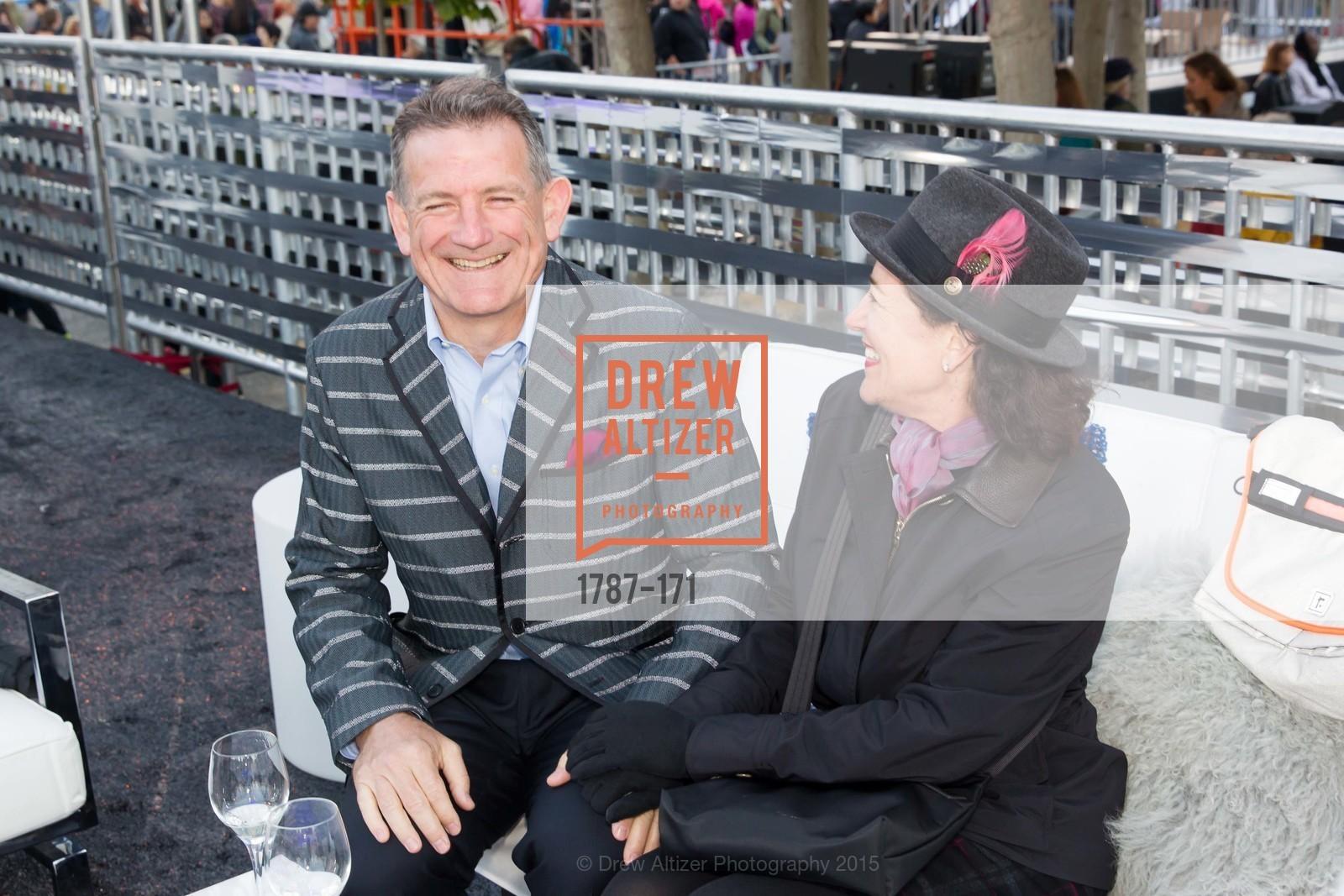Mark Dwight, Juliet Hoffman, San Francisco City Hall Centennial Celebration, Civic Center Plaza, June 18th, 2015