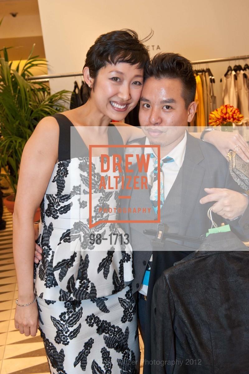 Ervina Wu, Quan Nguyen, Photo #98-1713