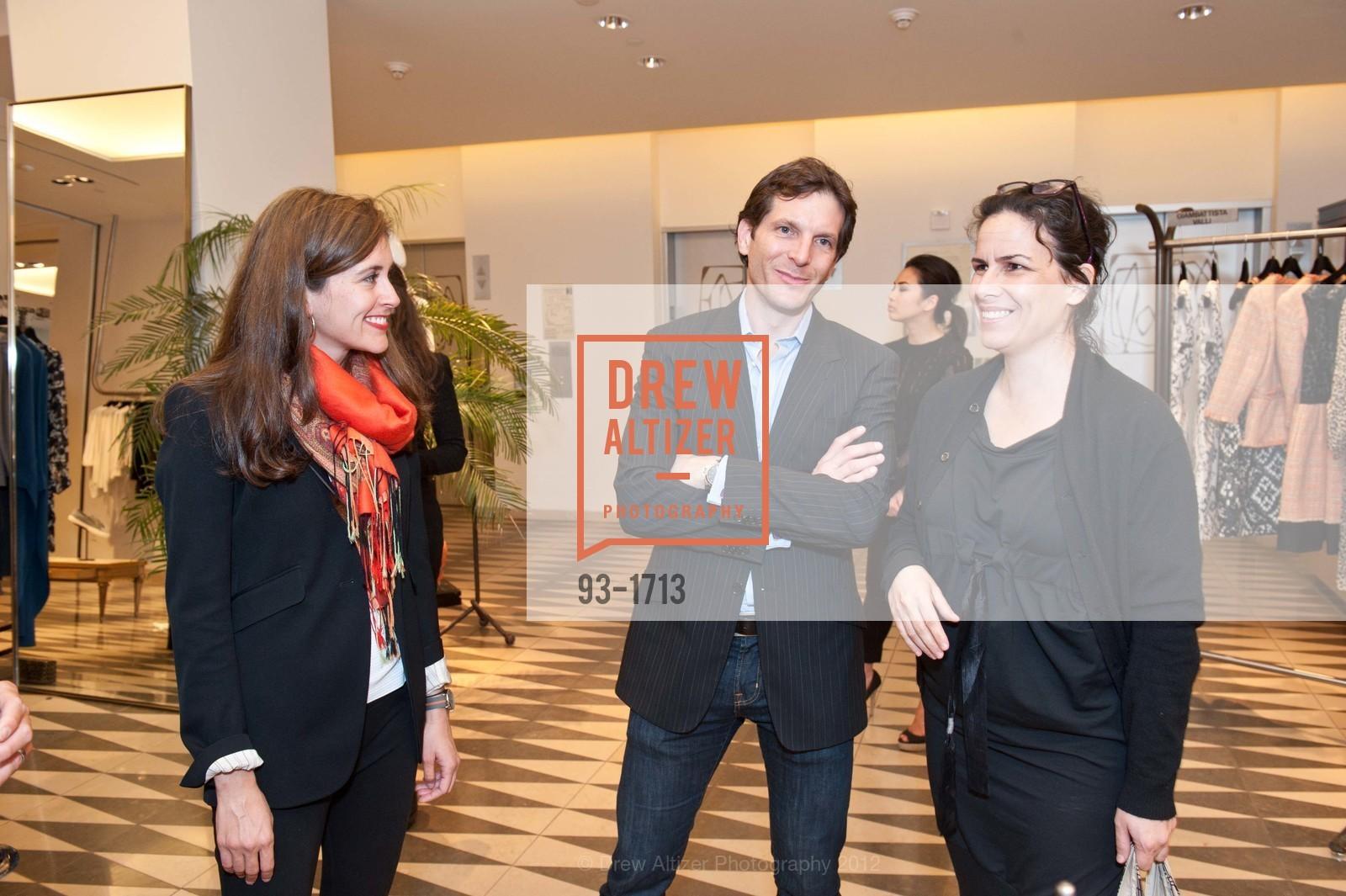 Celena Aponte, Seth Miller, Tracy Barba, Photo #93-1713