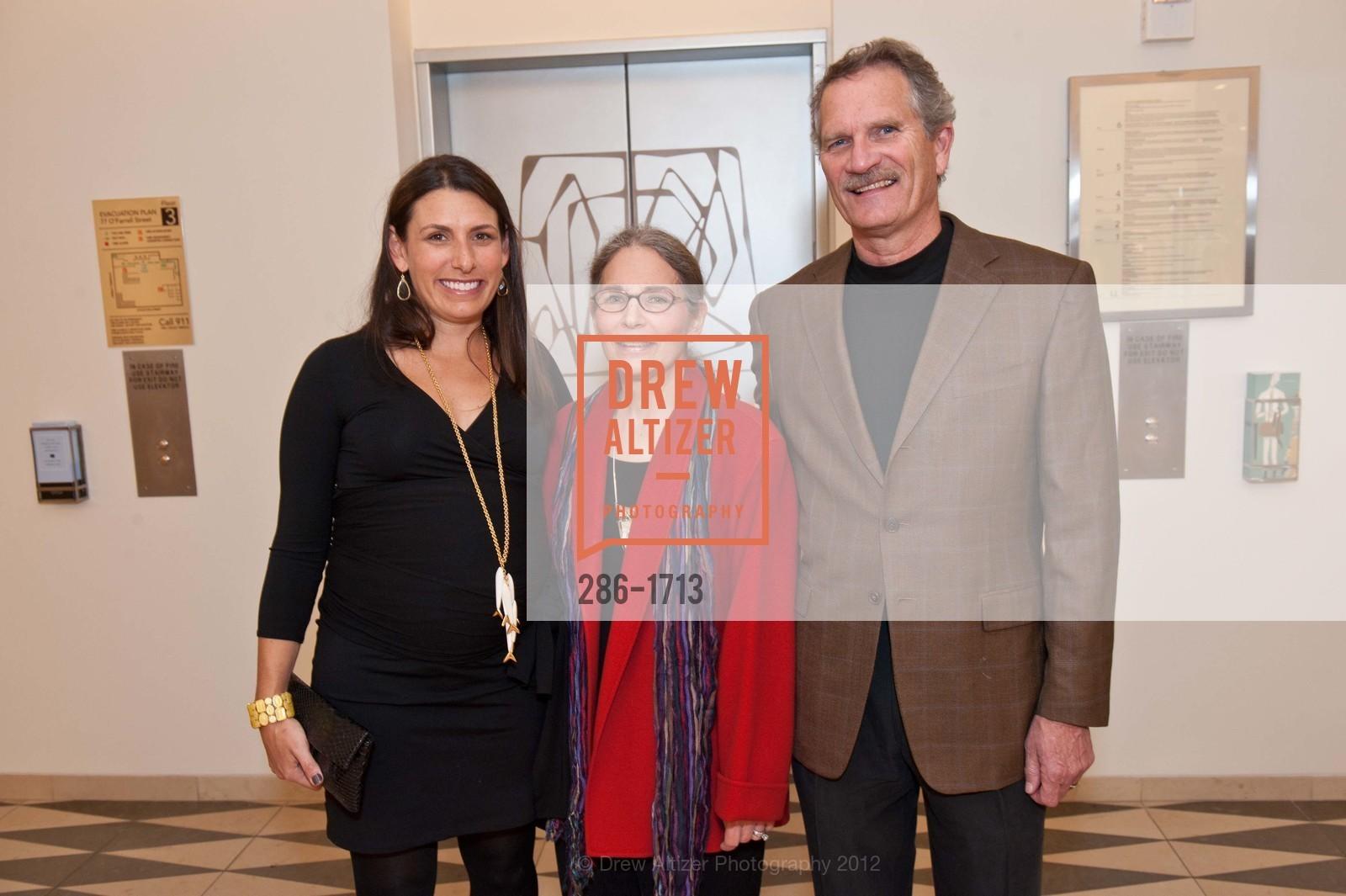 Julie Meyer, Carol Herman, Tom Brumfield, Photo #286-1713