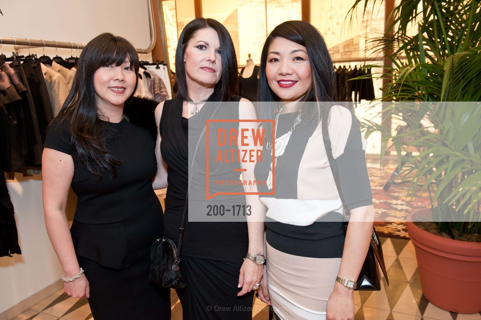 Kym Nguyen, Kelly Chinney, Betty Lin, Photo #200-1713