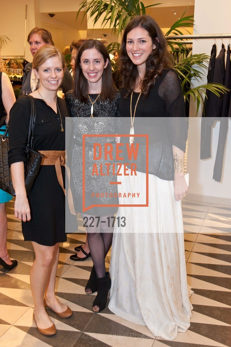 Rachel Reichenbach, Rebecca Kousky, Lauren Hurst, Photo #227-1713