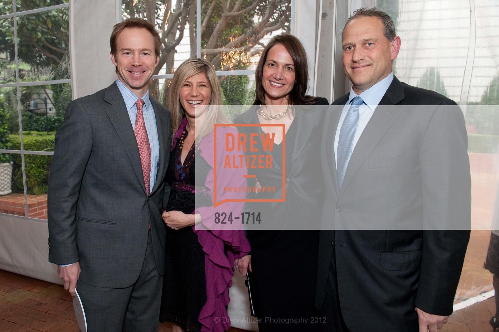 Eric Johnson, Jennifer Kuperman, Sarah Moody, Doug Michelman, Photo #824-1714