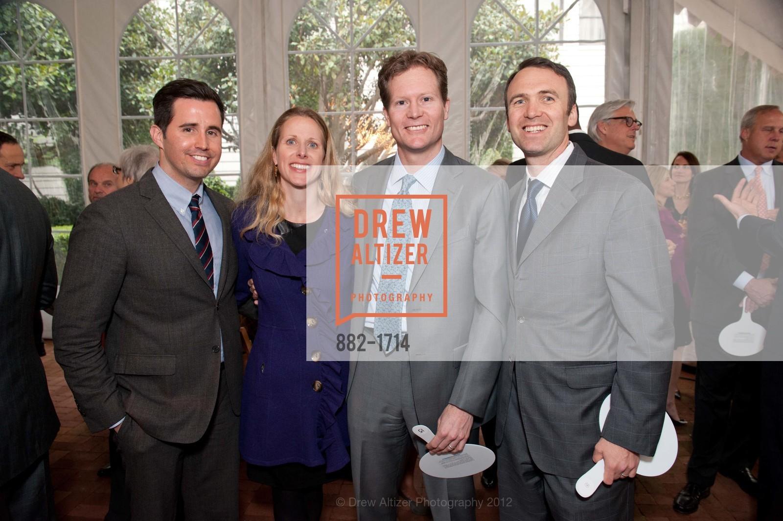 Eric Scroggin, Katherine Money, Aaron Money, Scott Cullerton, Photo #882-1714