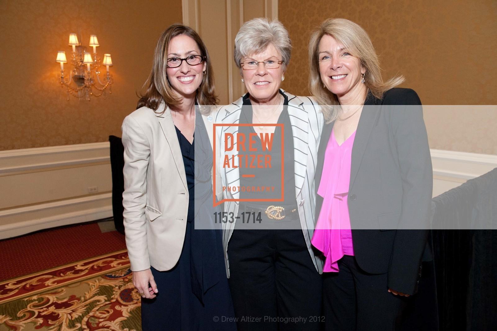 Emily Bobel, Sharon Saunders, Ann Seclow, Photo #1153-1714