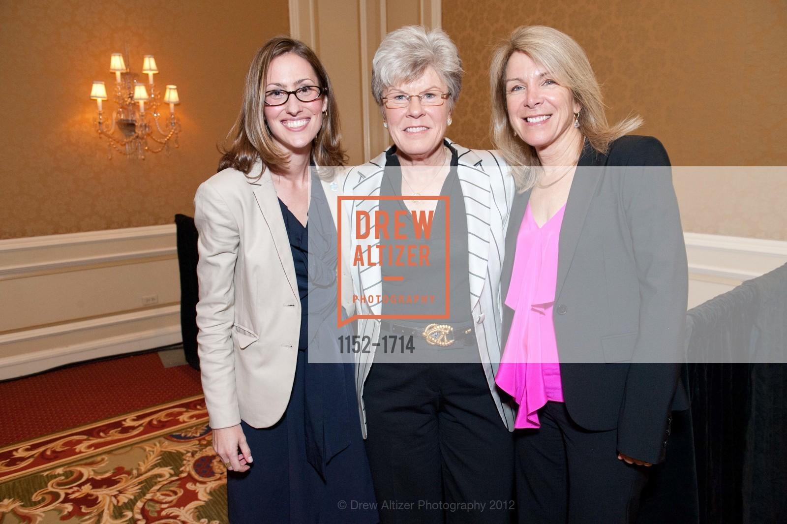 Emily Bobel, Sharon Saunders, Ann Seclow, Photo #1152-1714
