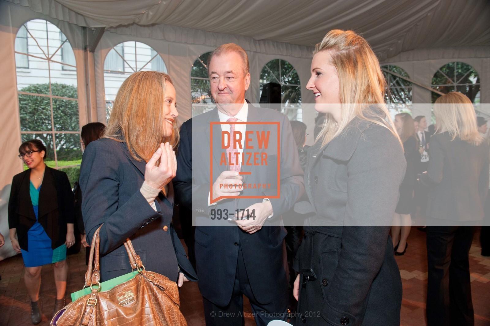 Wendy Kopp, Joe Saunders, Photo #993-1714