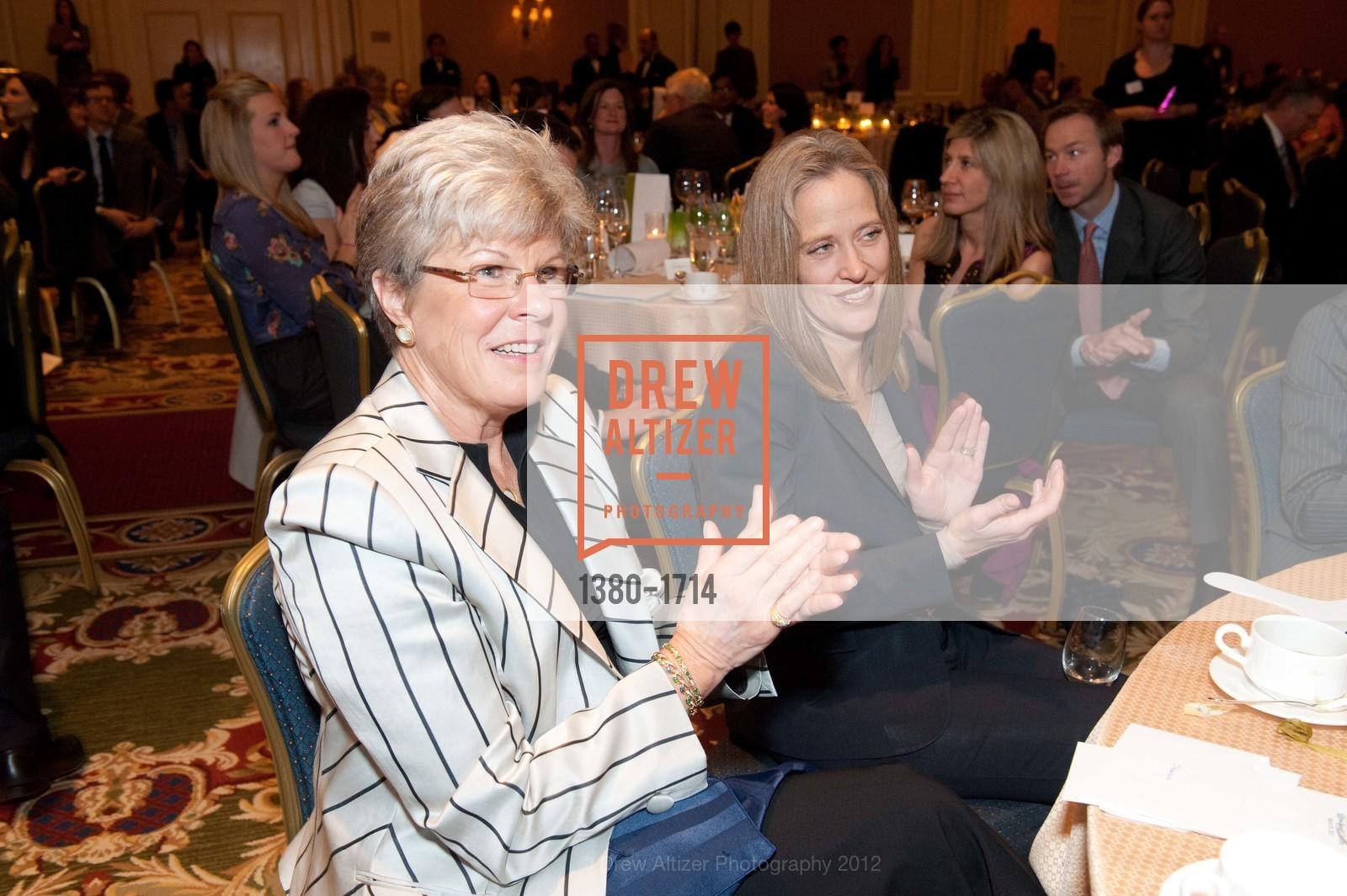Sharon Saunders, Wendy Kopp, Photo #1380-1714