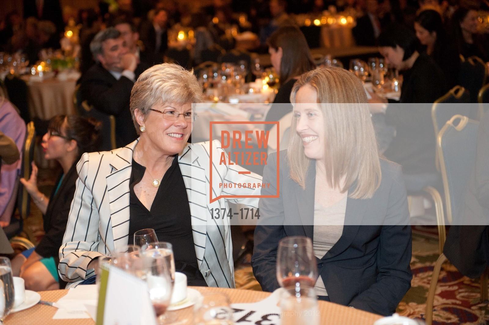 Sharon Saunders, Wendy Kopp, Photo #1374-1714
