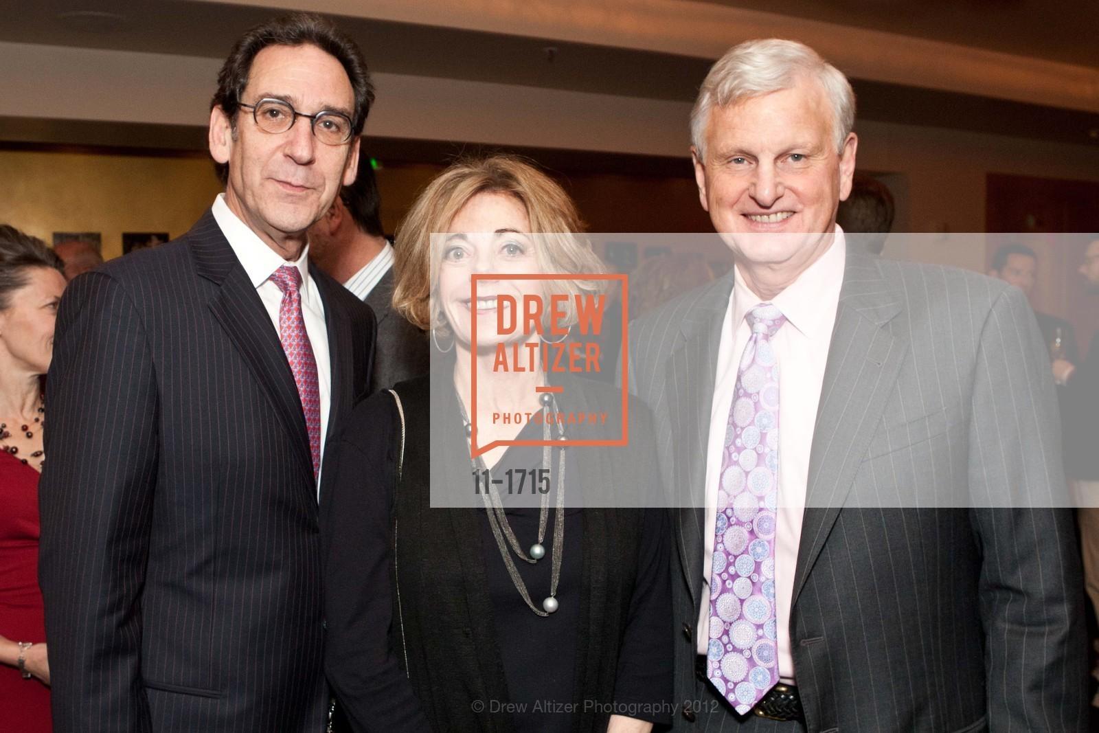 Fred Levin, Dianne Hoge, Ron Hoge, Photo #11-1715