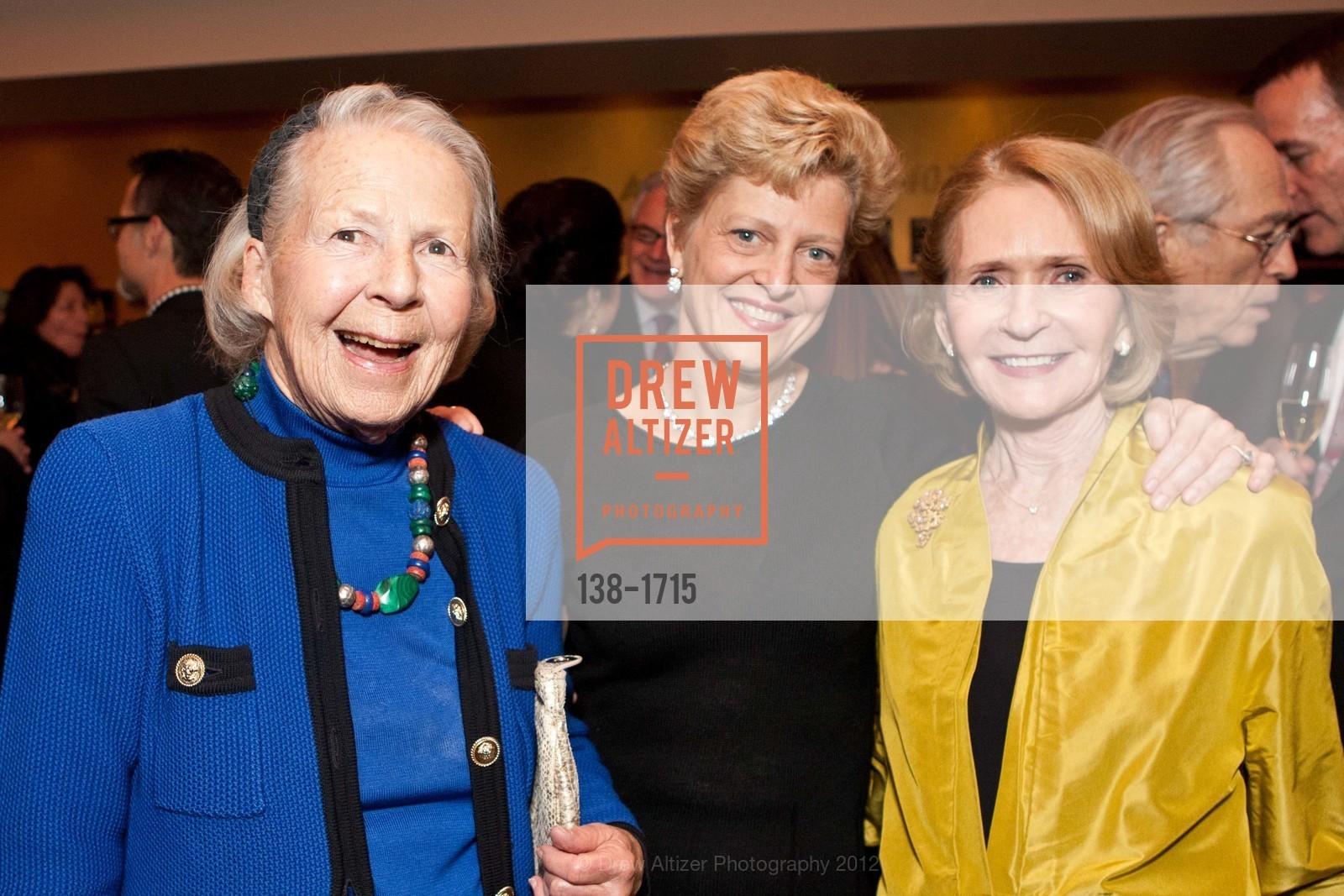 Joan Danforth, Carey Perloff, Ruth Stein, Photo #138-1715