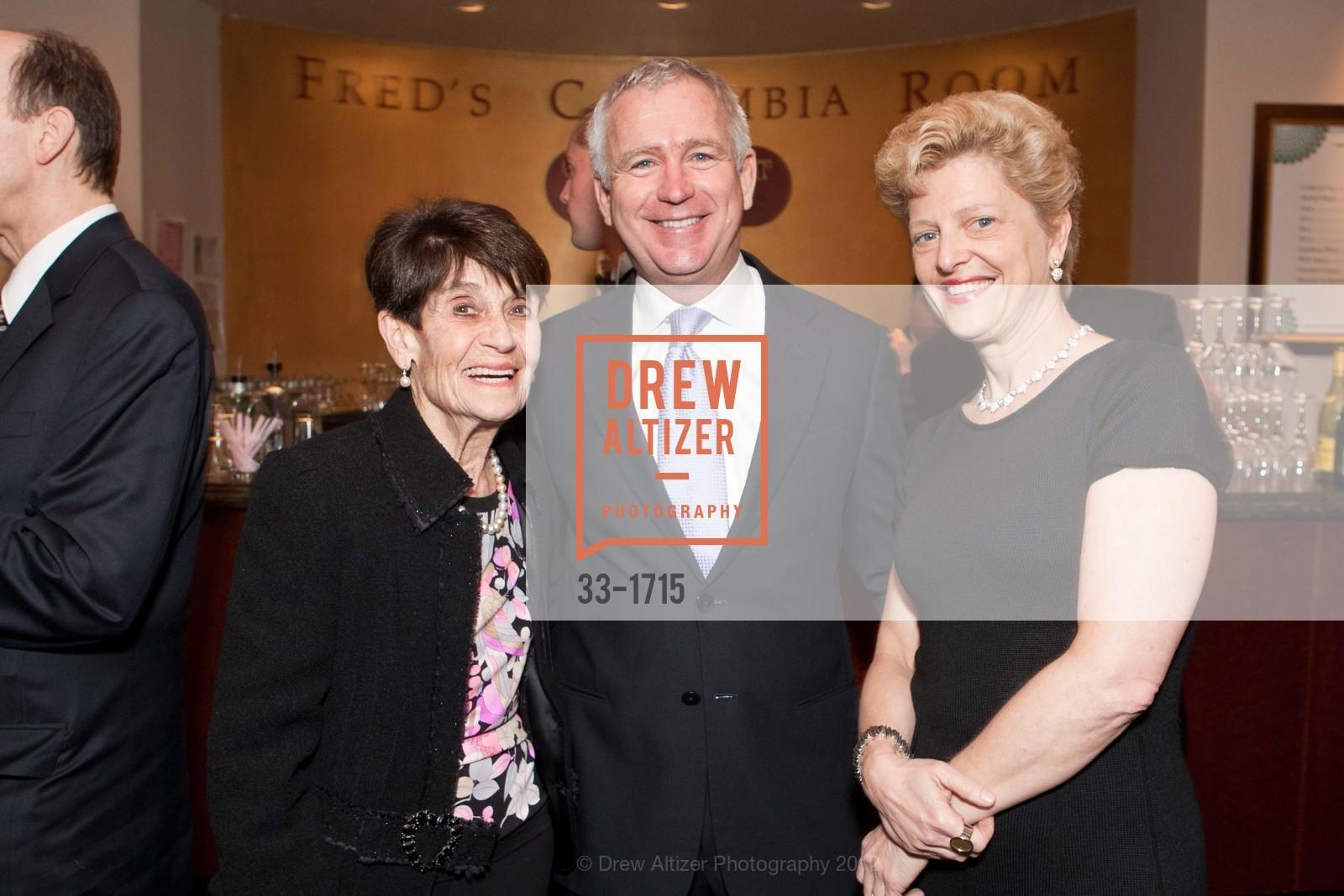 Frannie Fleishhacker, Glenn McCoy, Carey Perloff, Photo #33-1715