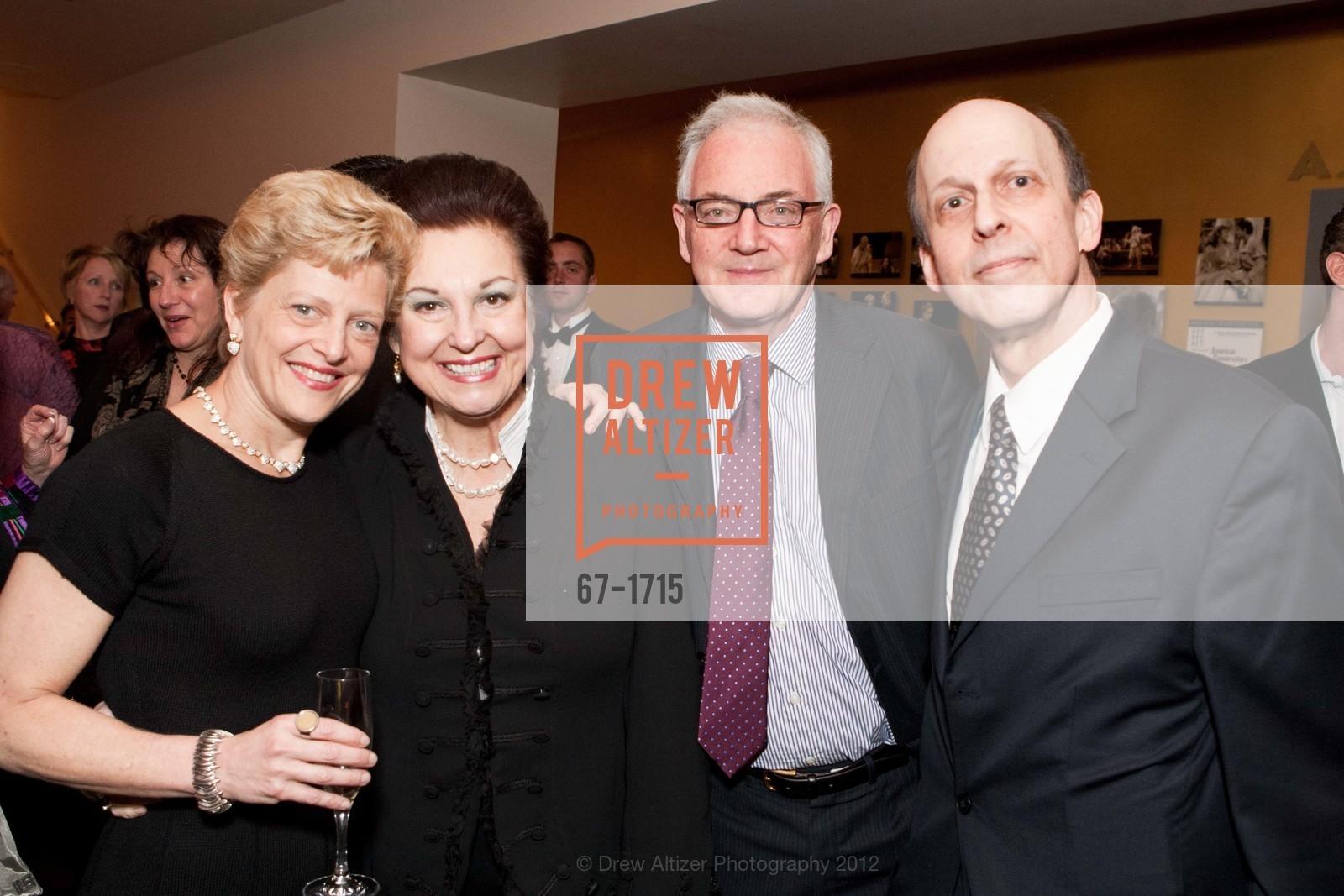 Carey Perloff, Marcia Green, Anthony Giles, Geoffrey Green, Photo #67-1715