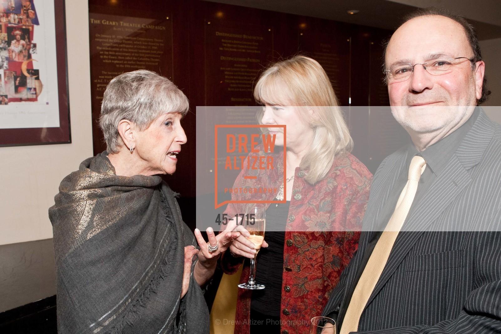 Nancy Livingston, Marcia Levy, Jim Levy, Photo #45-1715