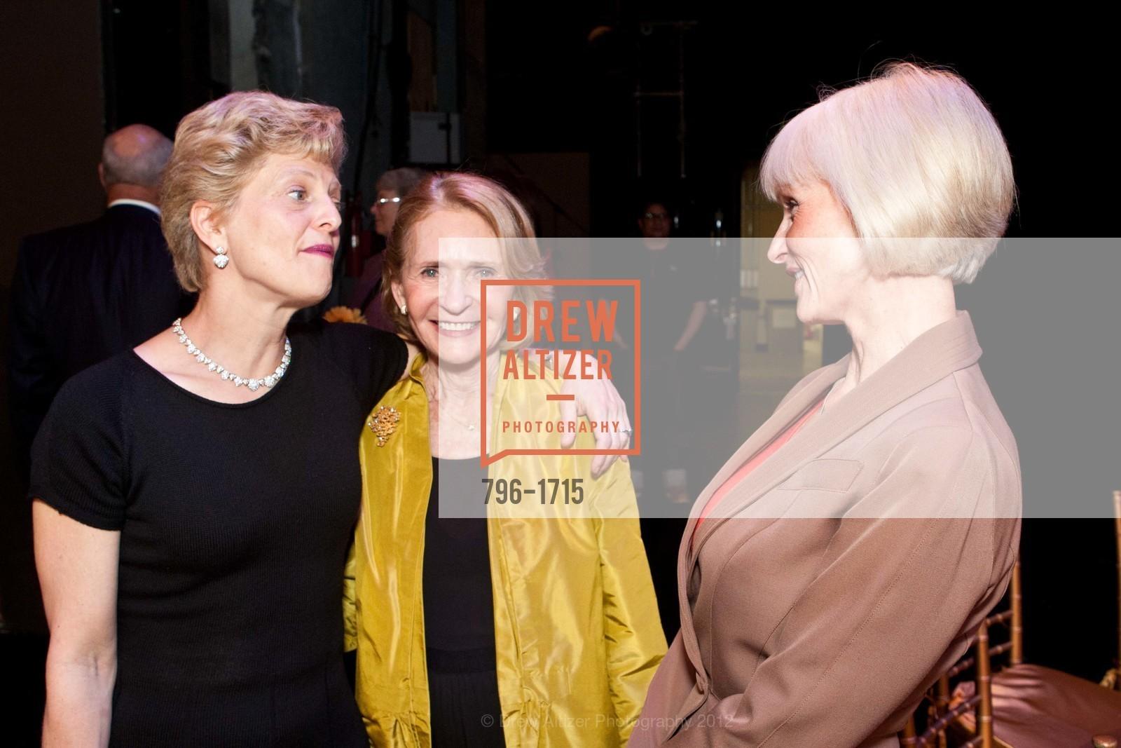 Carey Perloff, Ruth Stein, Chris Mattison, Photo #796-1715