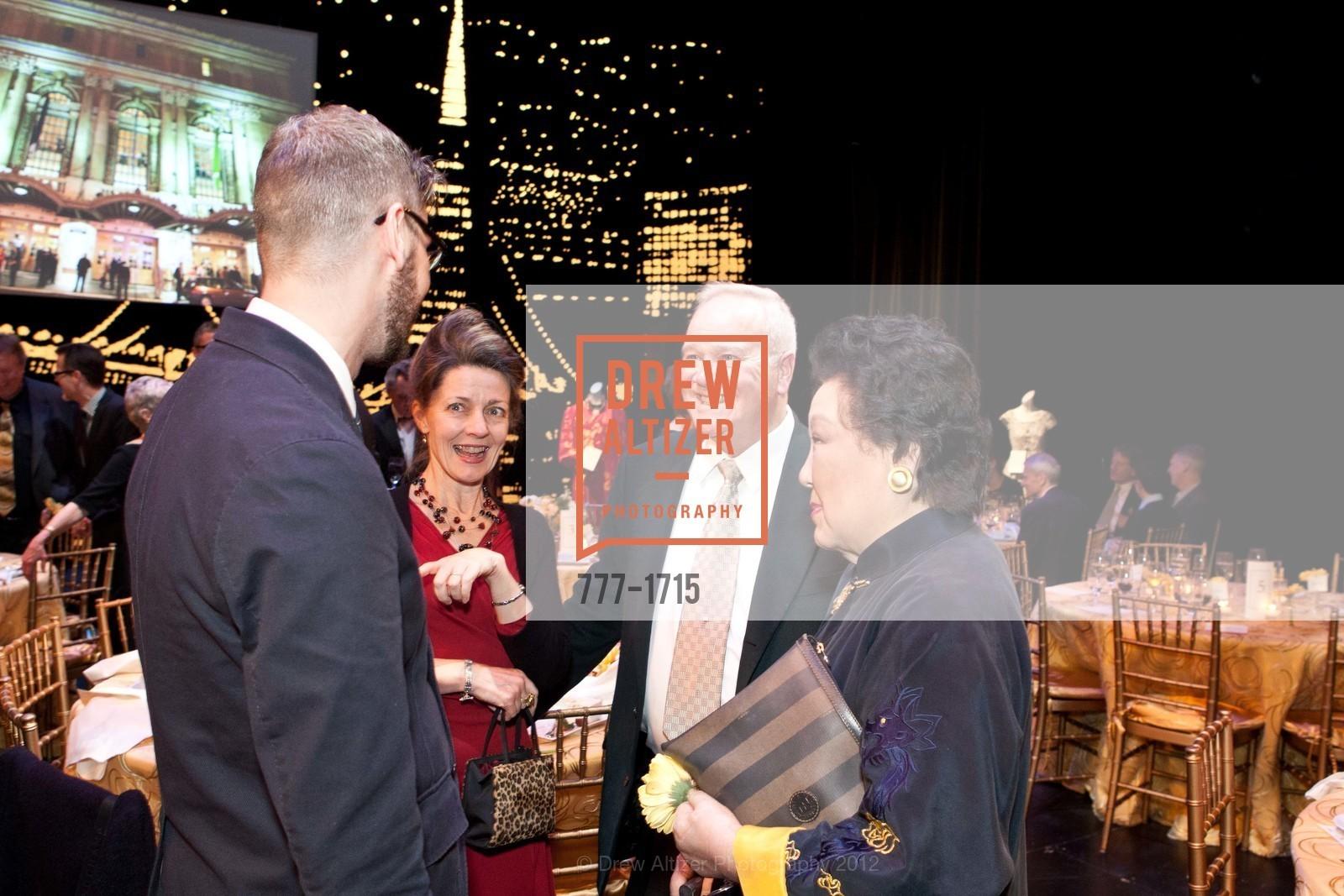 Don-Scott Cooper, Melissa Smith, James Haire, Sue Yung Li, Photo #777-1715