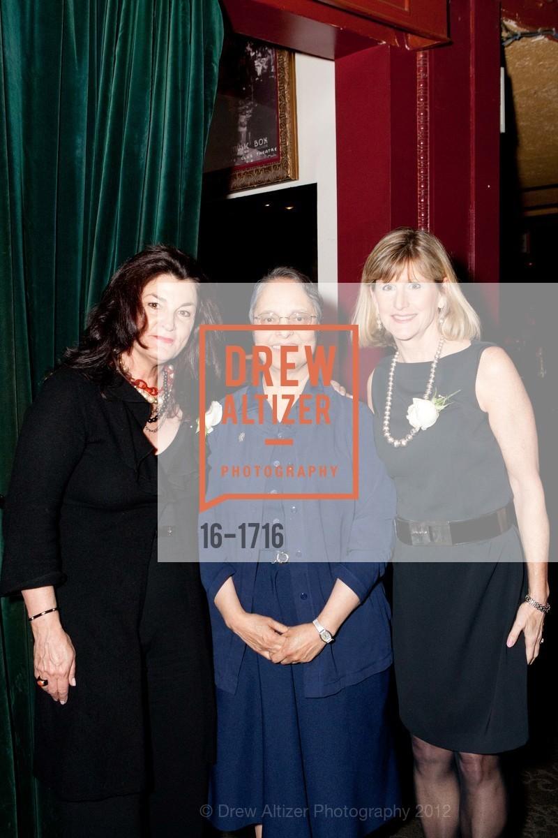 Sheila Kelly, Sister Estela Morales, Marion McGovern, Photo #16-1716