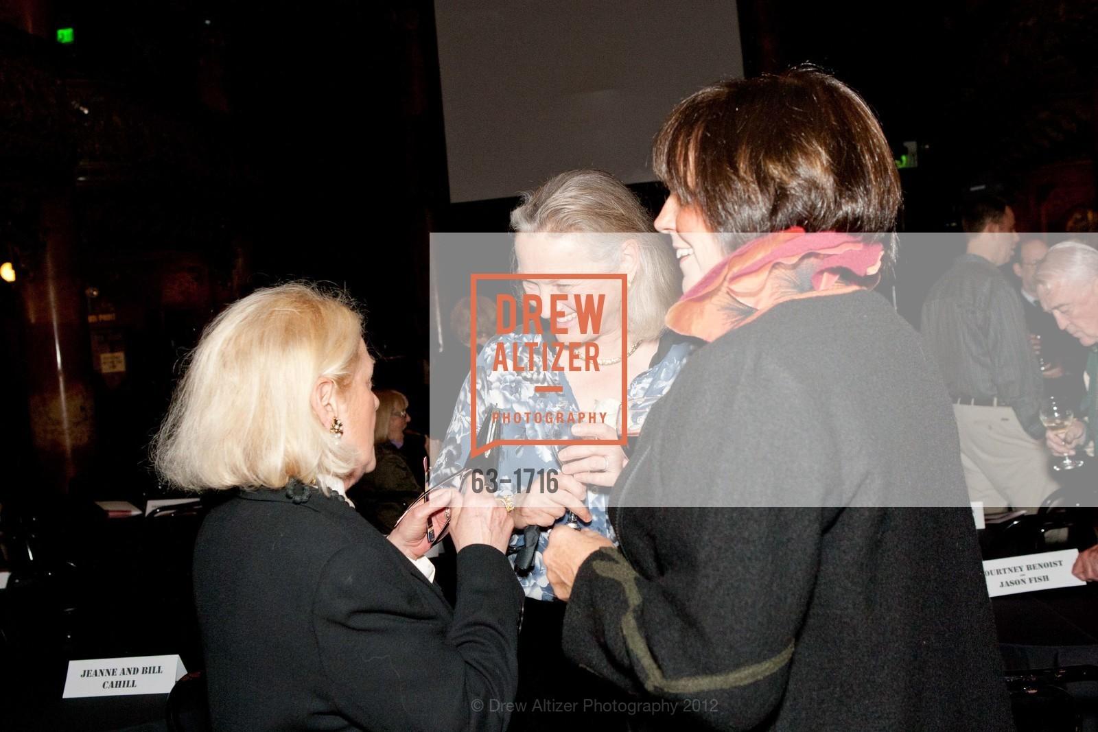 Adelaide Hornberger, Irene Holmes, Alice Steele, Photo #63-1716