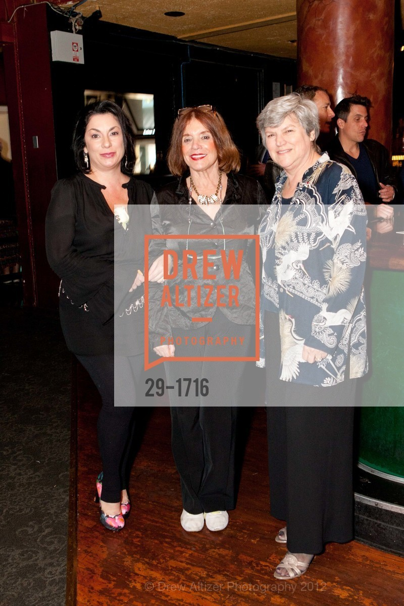 Hiedeh Saghi, Pat Glass, Judy Gray, Photo #29-1716
