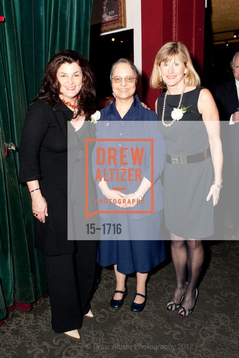 Sheila Kelly, Sister Estela Morales, Marion McGovern, Photo #15-1716