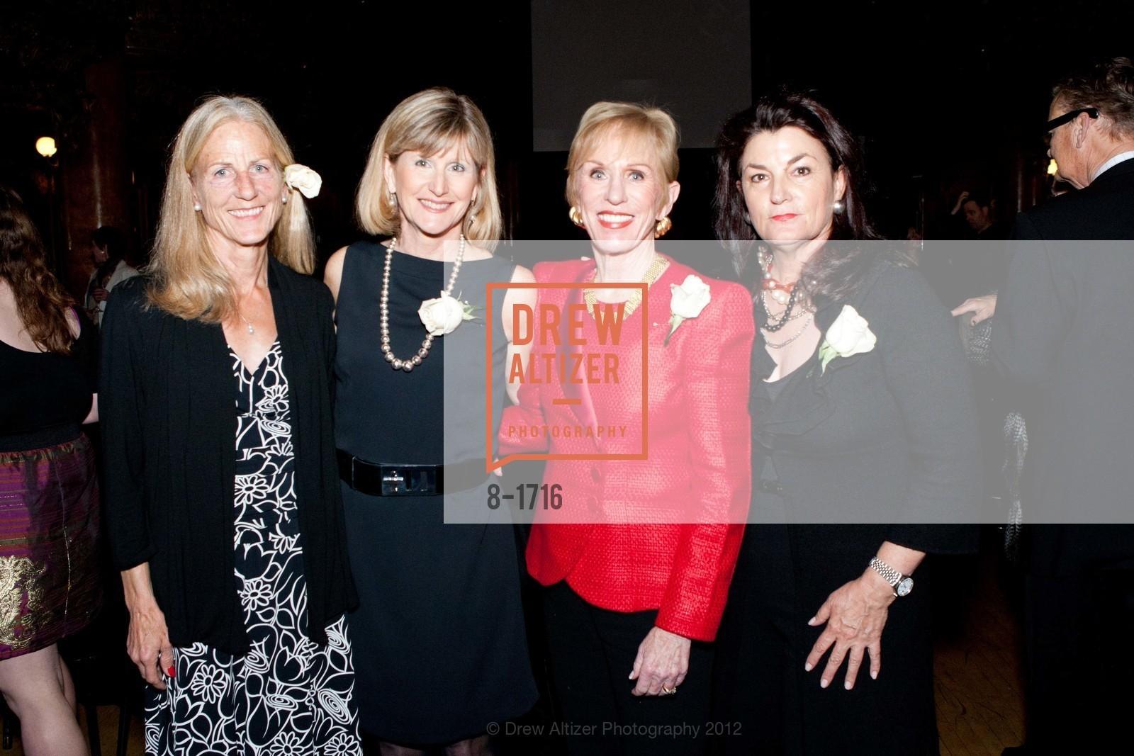 Mary Keyes, Marion McGovern, Brenda MacLean, Sheila Kelly, Photo #8-1716