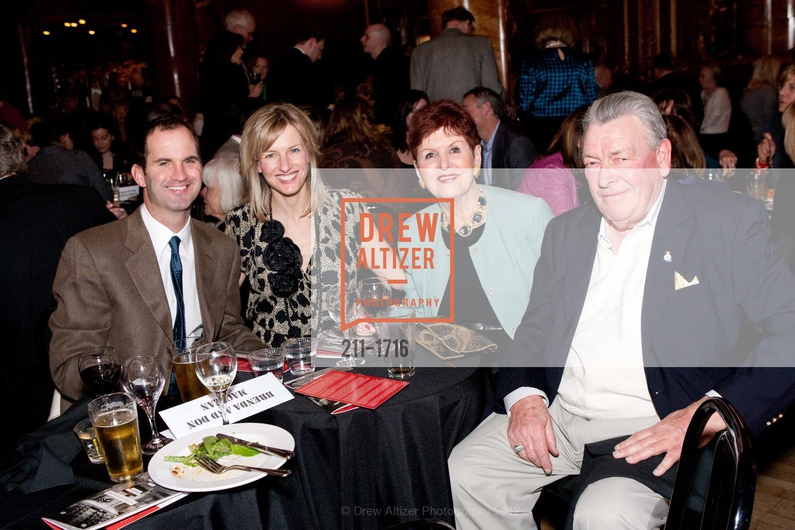 Matt MacLean, Darrah MacLean, Kathleen Dargie, Fred Dargie, Photo #211-1716