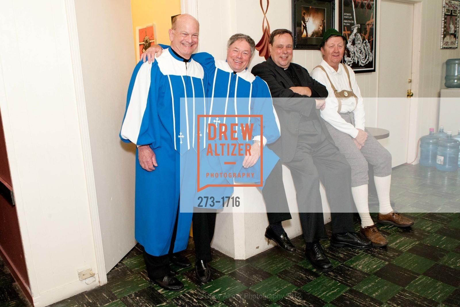 Don MacLean, Bill Boardman, Tom Owens, Bill Figge, Photo #273-1716