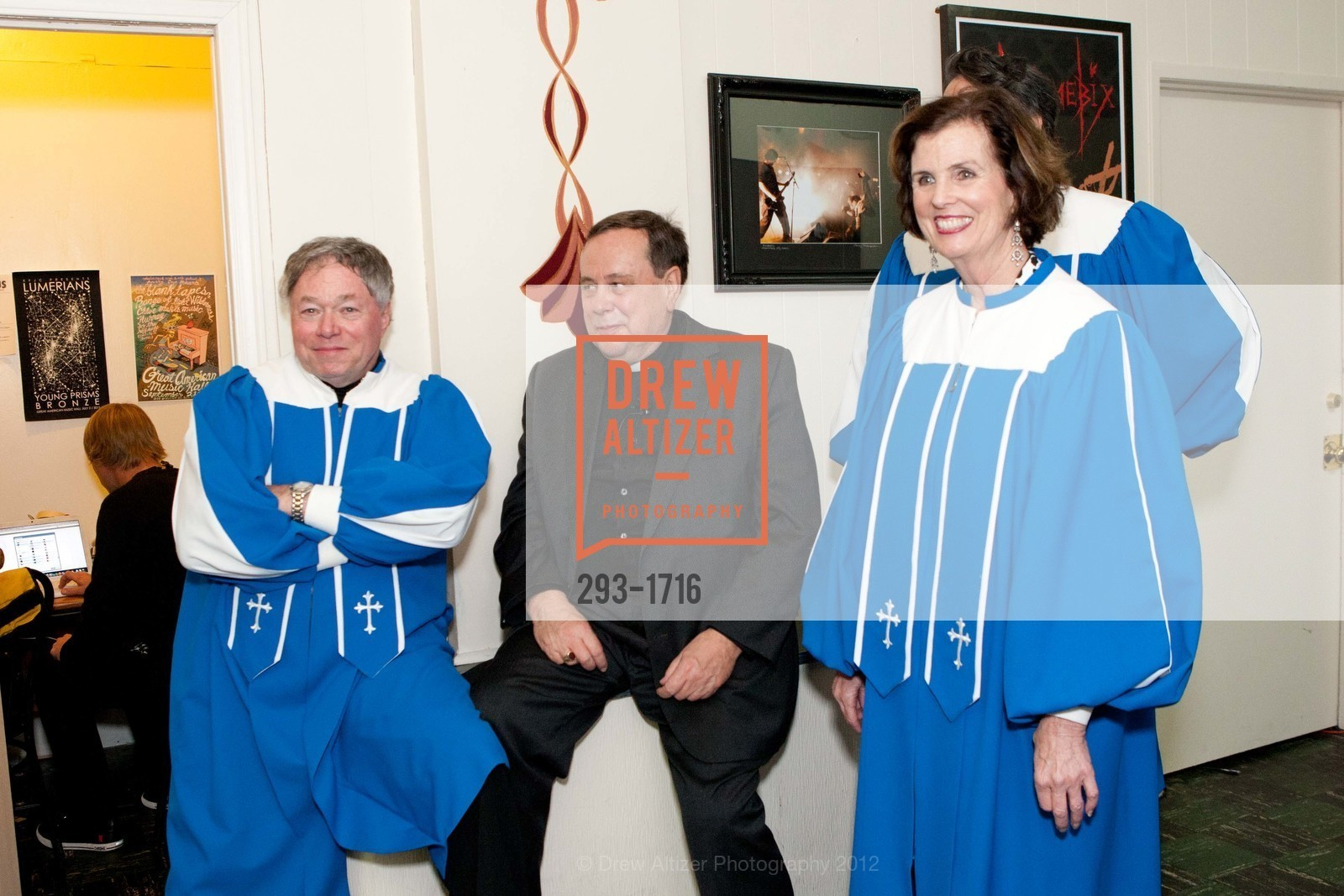 Bill Boardman, Tom Owens, Diane Blackman, Photo #293-1716