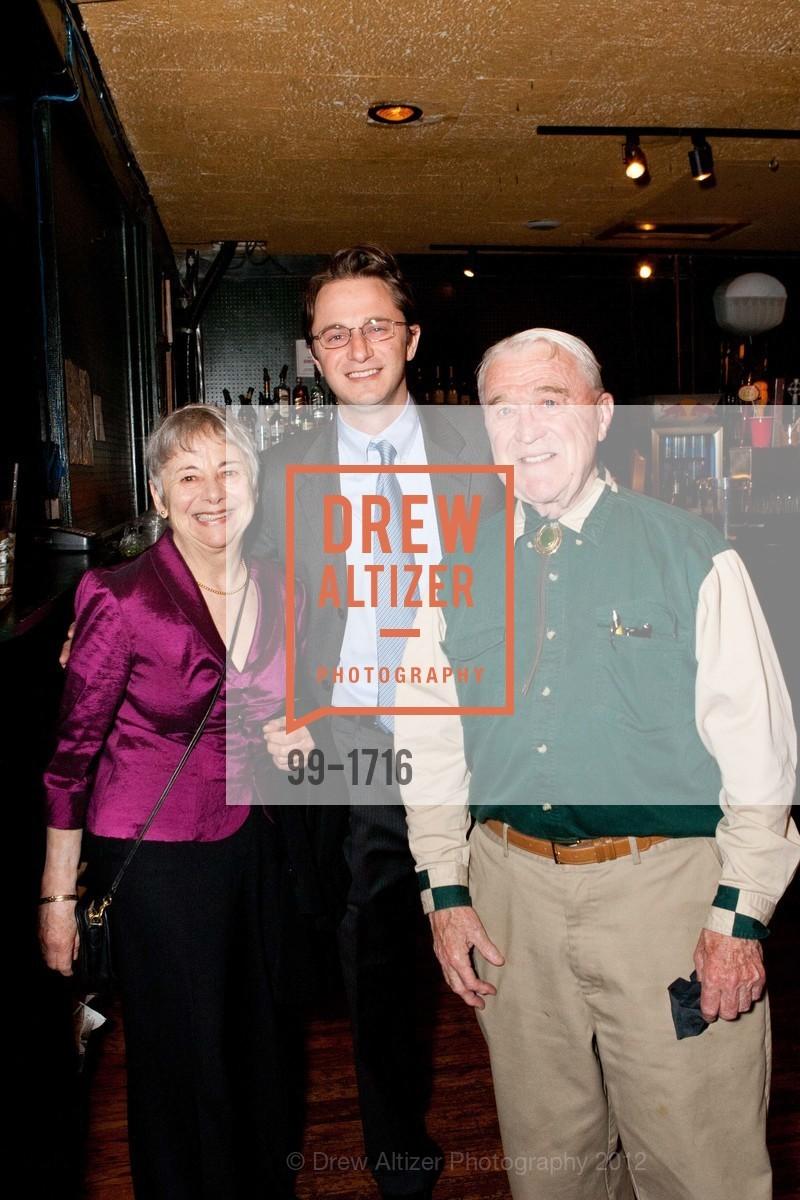 Addie Sullivan, Ken Sullivan, Jerry De Ryan, Photo #99-1716