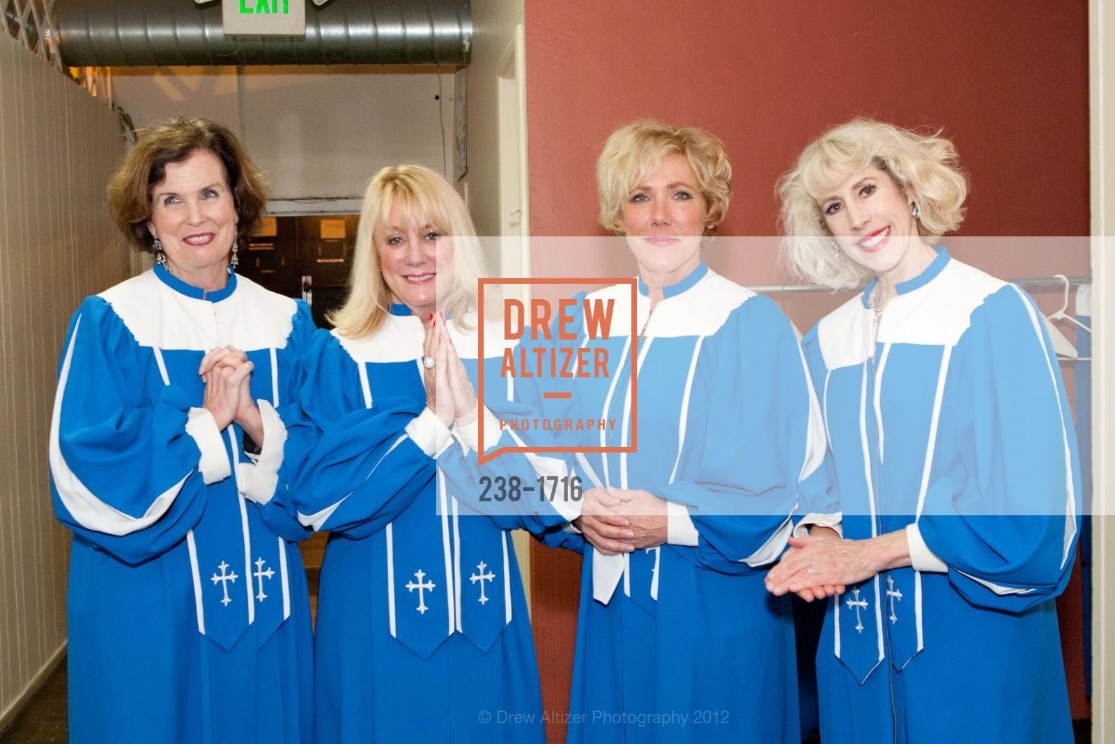 Diane Blackman, Ann McKulla, Karen Saghi, Elizabeth Baker, Photo #238-1716