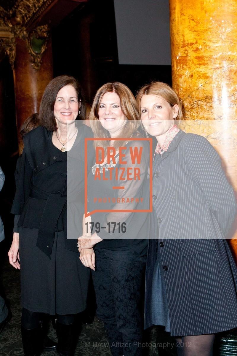 Janet Kilroy, Jeanine Trudell, Bari Howard, Photo #179-1716